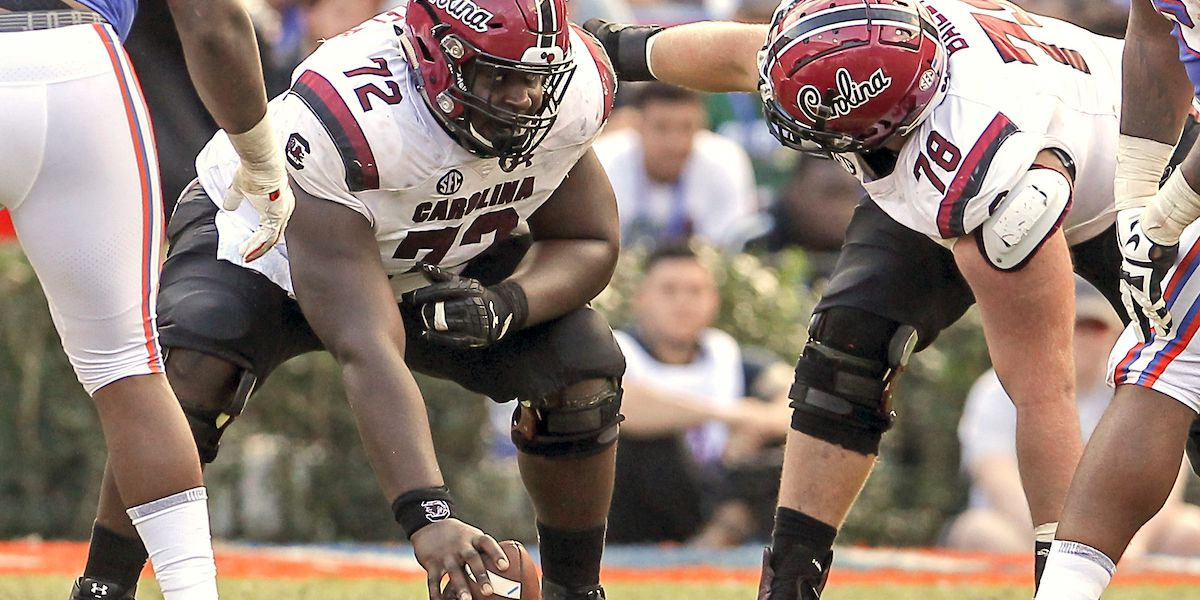 South Carolina seeks sixth win on Senior Night vs. Chattanooga