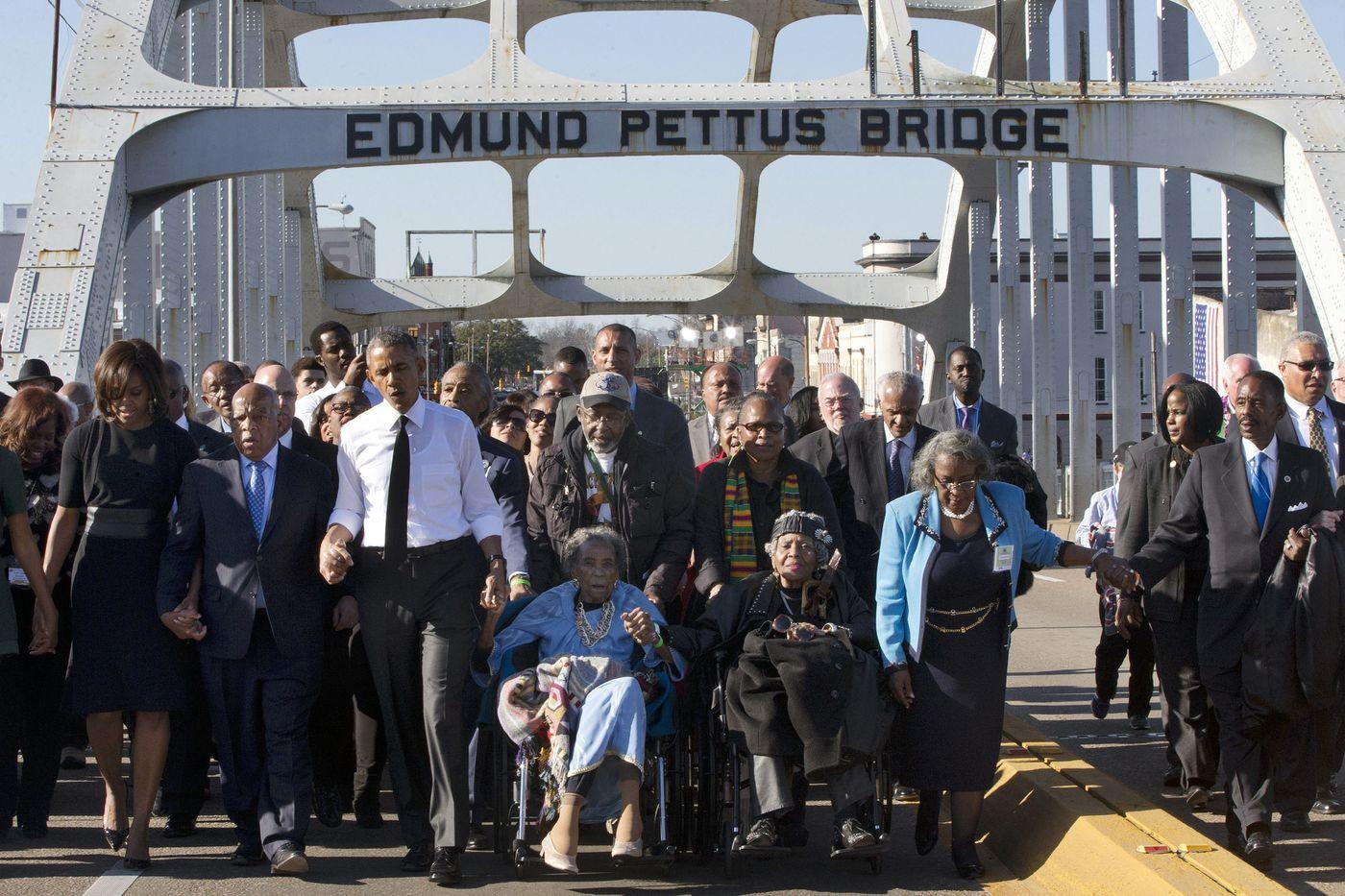 Move to rename 'Bloody Sunday' bridge has critics in Selma