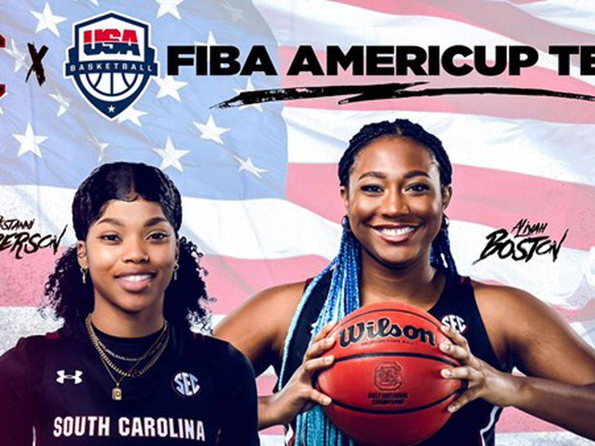 Boston, Henderson Named to USA AmeriCup Team