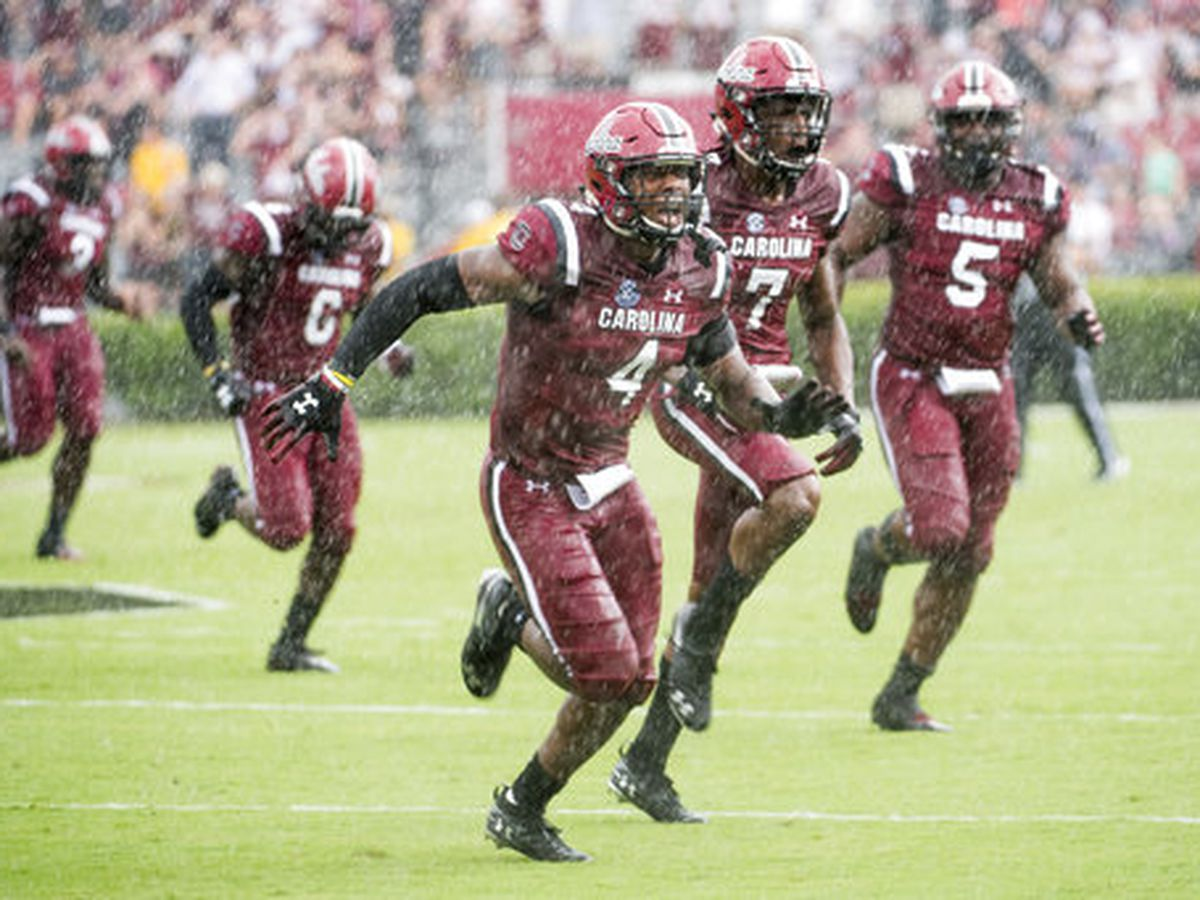 Gamecocks ponder possibilities with potential defensive dynamic duo