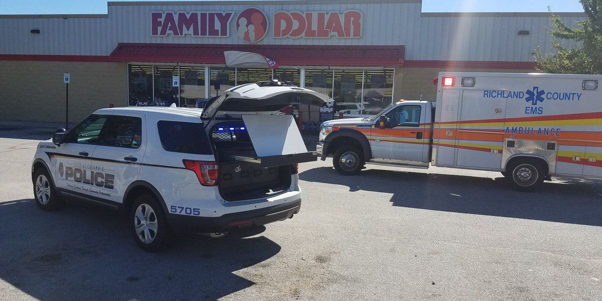 Columbia Police investigating armed robbery of local Family Dollar
