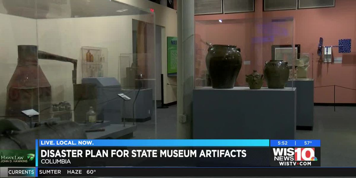 SC State Museum shares disaster plan in wake of Notre Dame fire