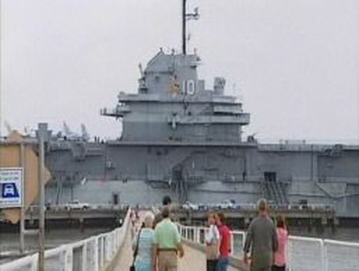 Residents Weigh In On Charleston Maritime Museum