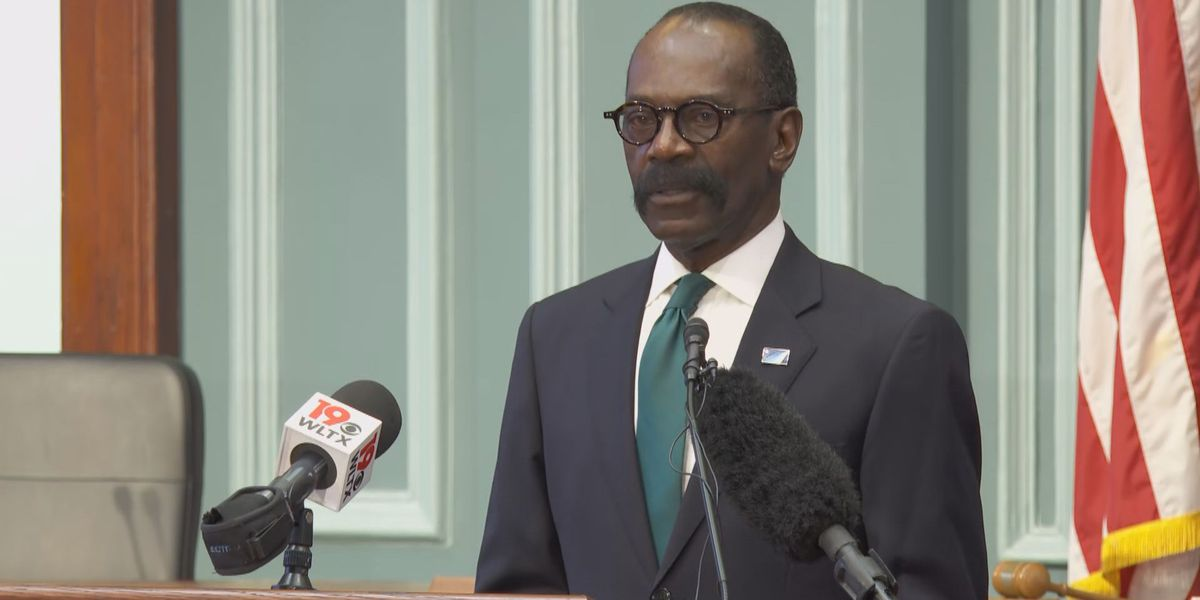 Long-time Columbia Councilman Sam Davis says he will not seek re-election