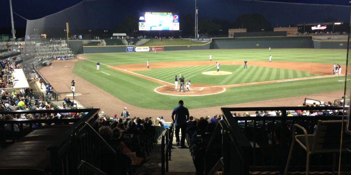 Spirit Communications Park named 'Ballpark of the Year'