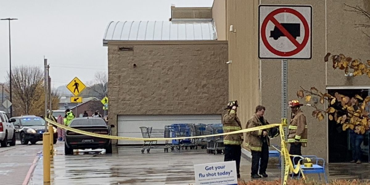 Police say man killed in officer-involved shooting at SC Walmart 'presented a firearm'