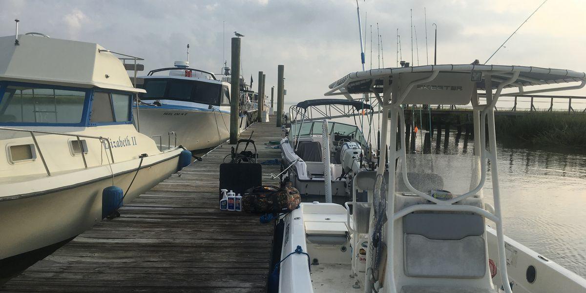 Veteran uses deep sea fishing to treat PTSD