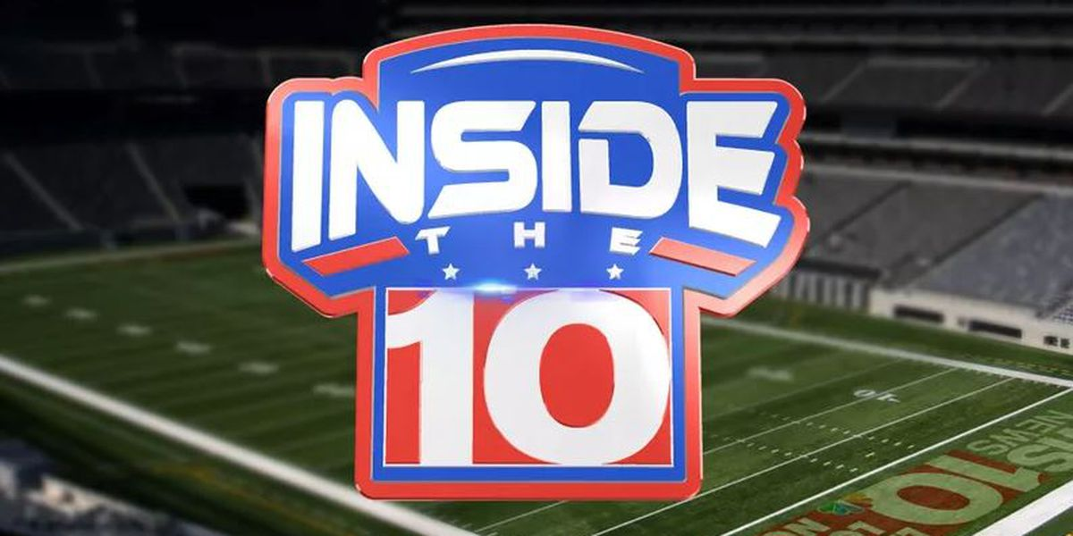 WATCH LIVE: Join us for Season 2 of Inside the 10 pregame and post-game