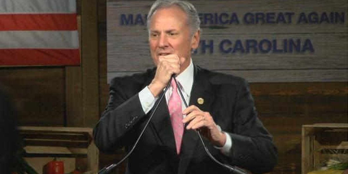 Lt. Gov. Henry McMaster set to become 117th Governor of SC