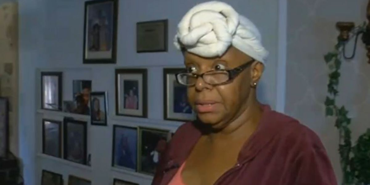 Widow with few months to live now facing flooding from Florence