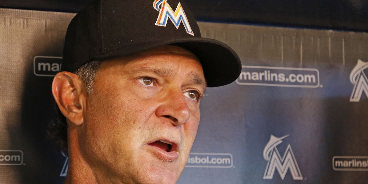 Jeter: Mattingly expected to return in '19 as Miami manager