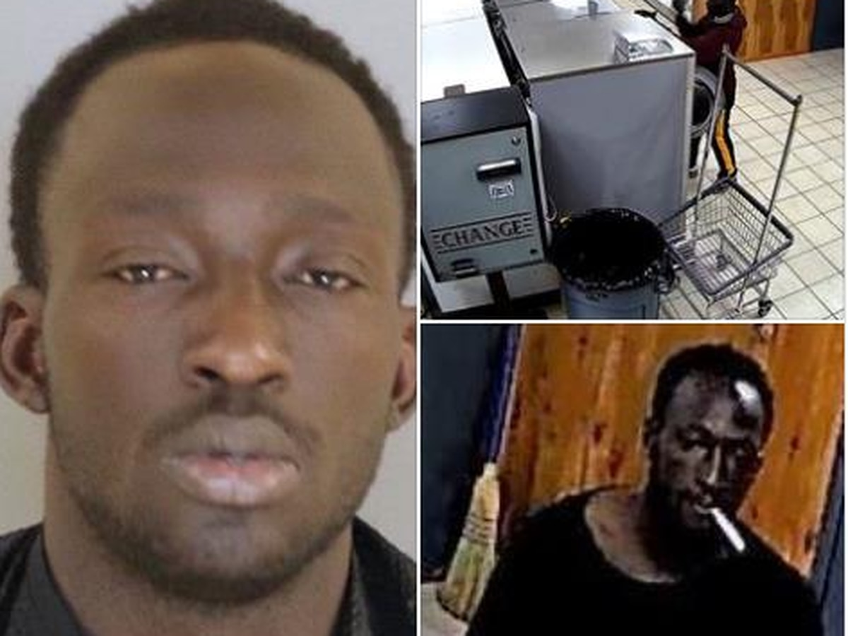 Sumter man wanted in multiple laundromat break-ins
