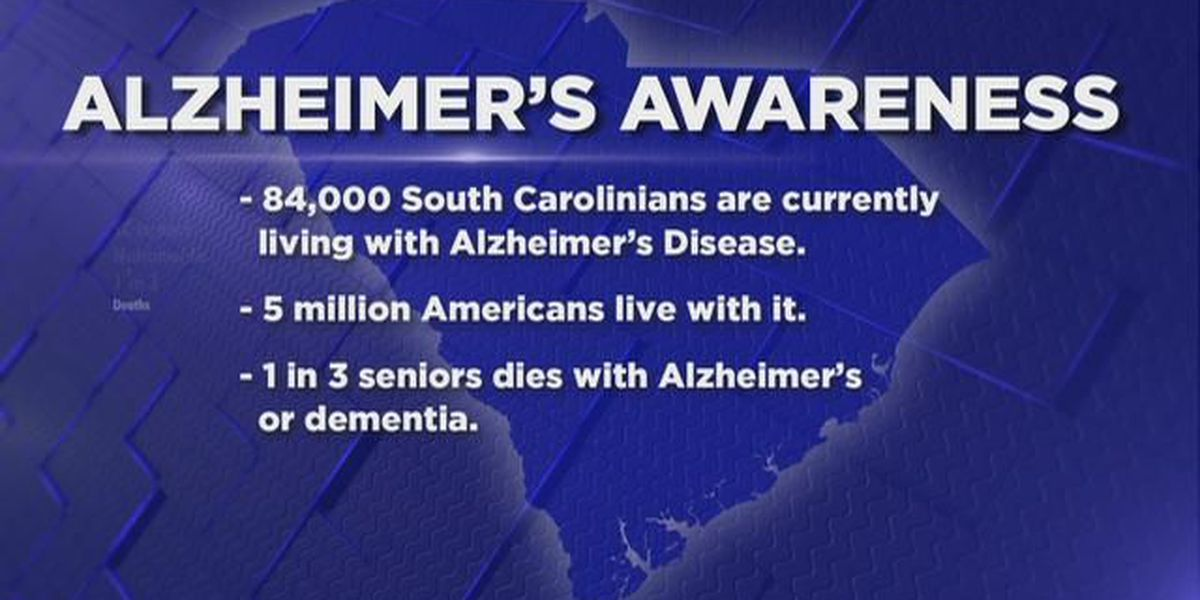 Alzheimer's SC spokesperson shares personal story of family struggle with fatal disease