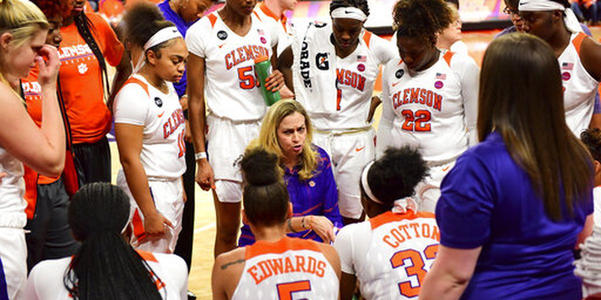 Clemson's Butler wins ACC Coach of the Year award