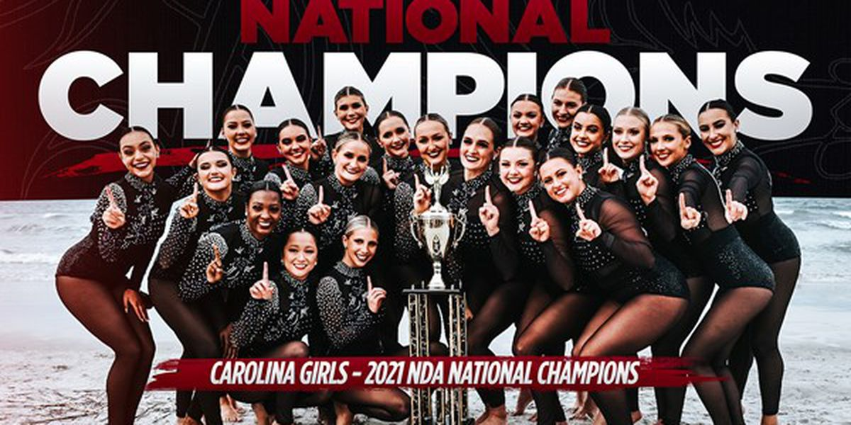 Carolina Girls Crowned National Champions