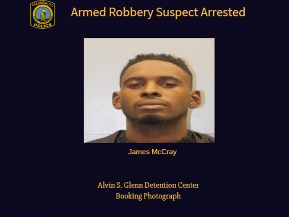 Midlands man connected to several armed robberies faces more charges