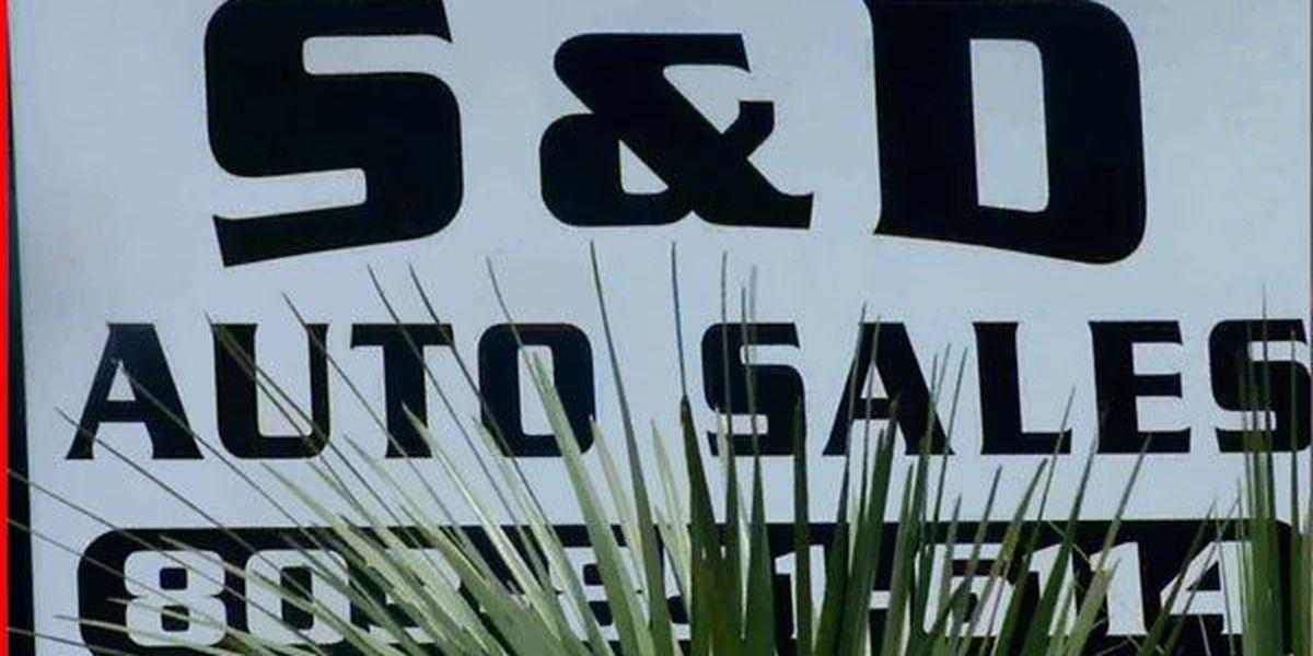 Midlands auto dealership suspended after DMV complaints