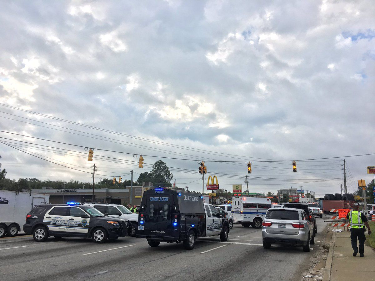 Lexington PD: Fatal collision on S. Lake Drive at I-20 to close outbound lanes for several hours