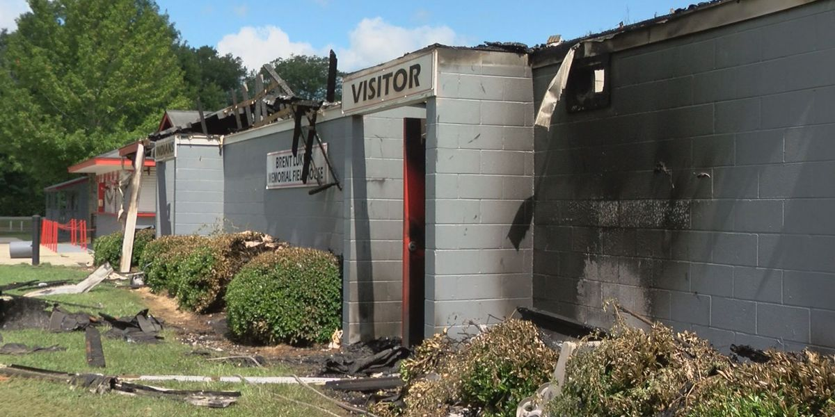 Orangeburg Prep fieldhouse destroyed in fire