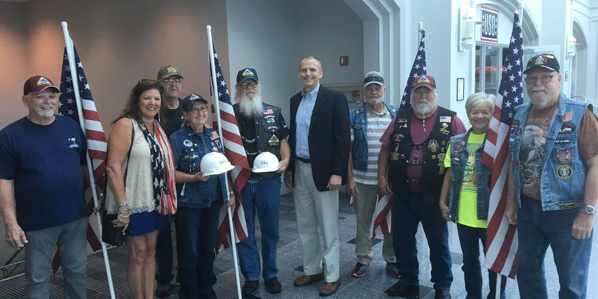 Community Builder: Couple honored for dedication to troops through Patriot Guard Riders