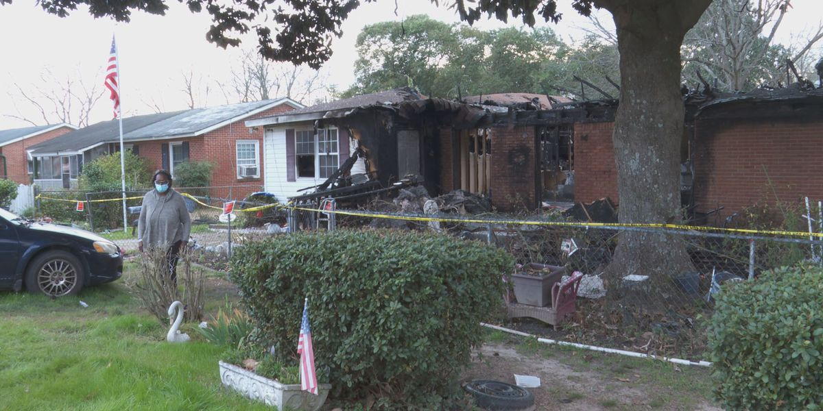 'Waking up in a nightmare': Survivor of deadly Camden house fire describes loss