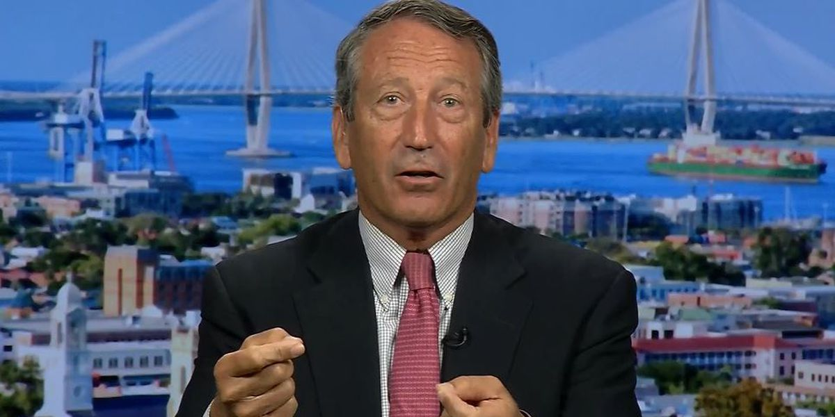 Former Congressman, SC Gov. Mark Sanford mulling run for president