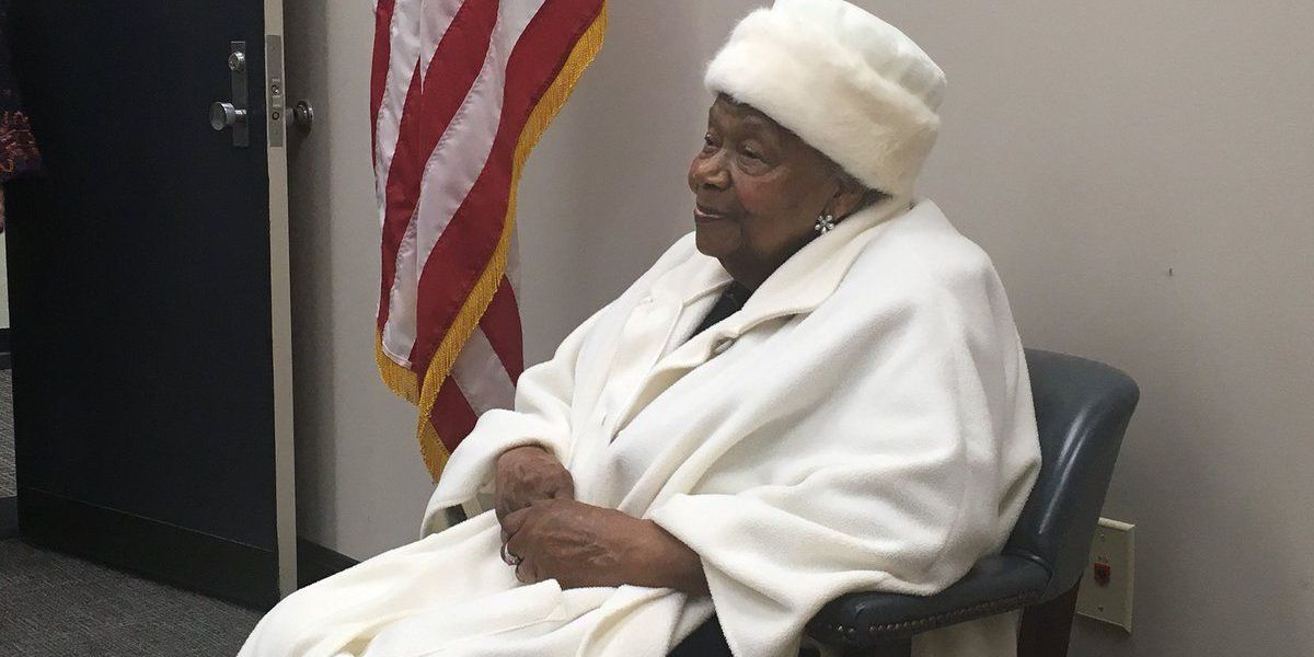 84-year-old SC woman encourages education after receiving high school diploma
