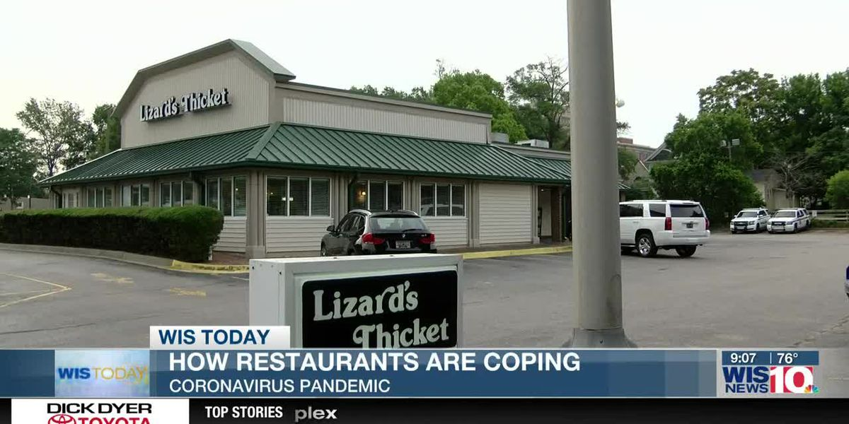 WIS TODAY: Bobby Williams discusses what SC restaurants are doing to protect customers as services expand during pandemic