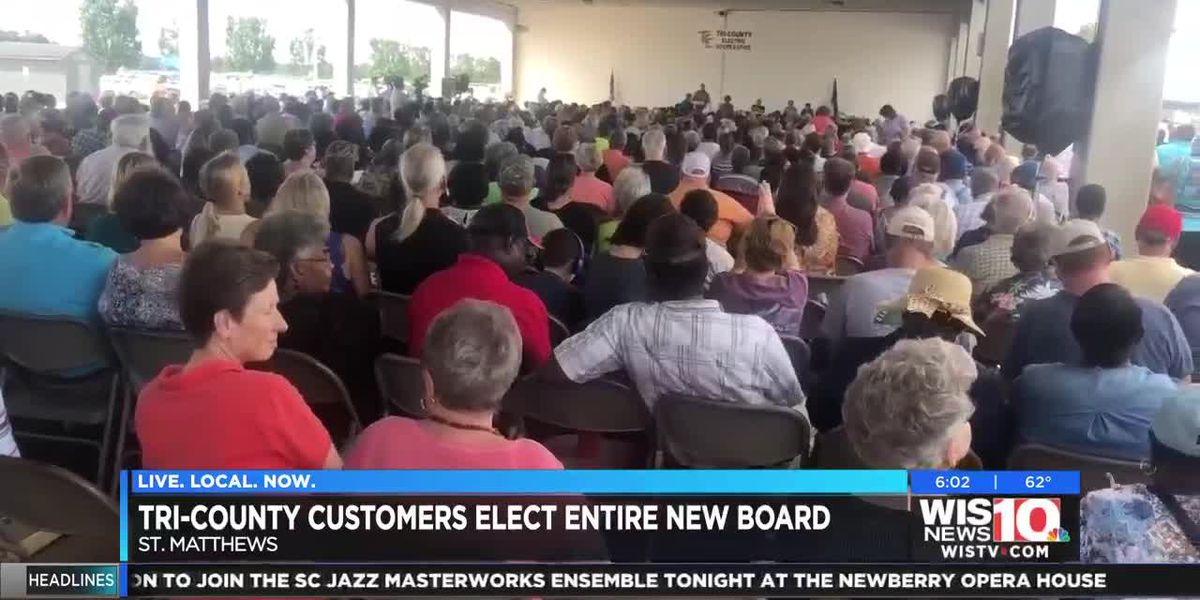 Customers vote for new Tri-County Electric co-op board