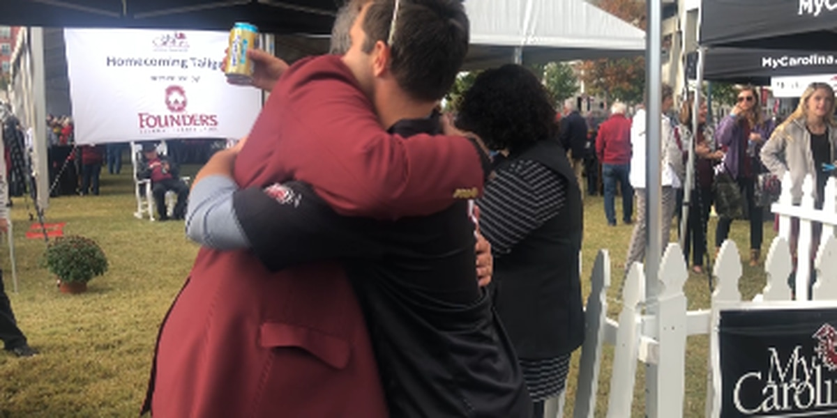Students reflect on Pastides final homecoming as president