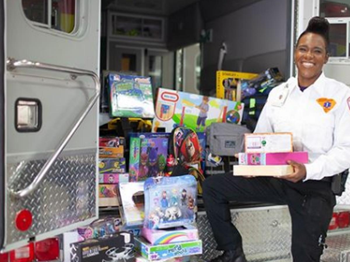 Richland County EMS to host 'Stuff an Ambulance' toy drive