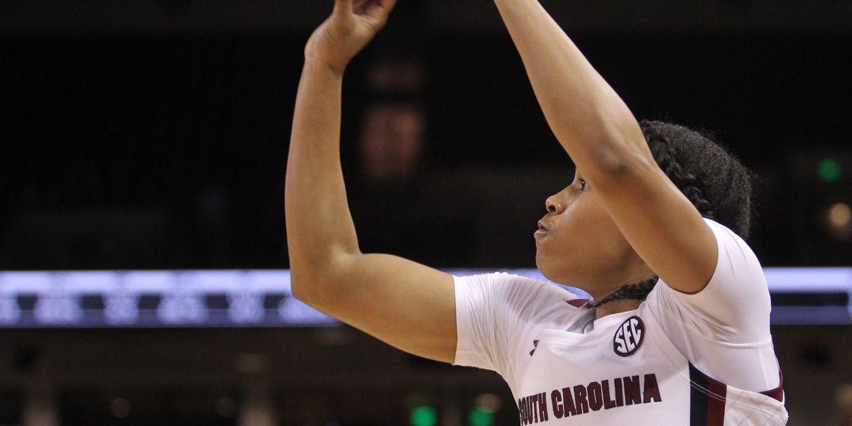 South Carolina claims SEC regular-season championship