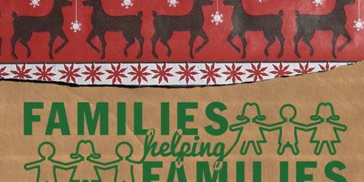 Families Helping Families 2020: Goal to help 2,600 families across the Midlands