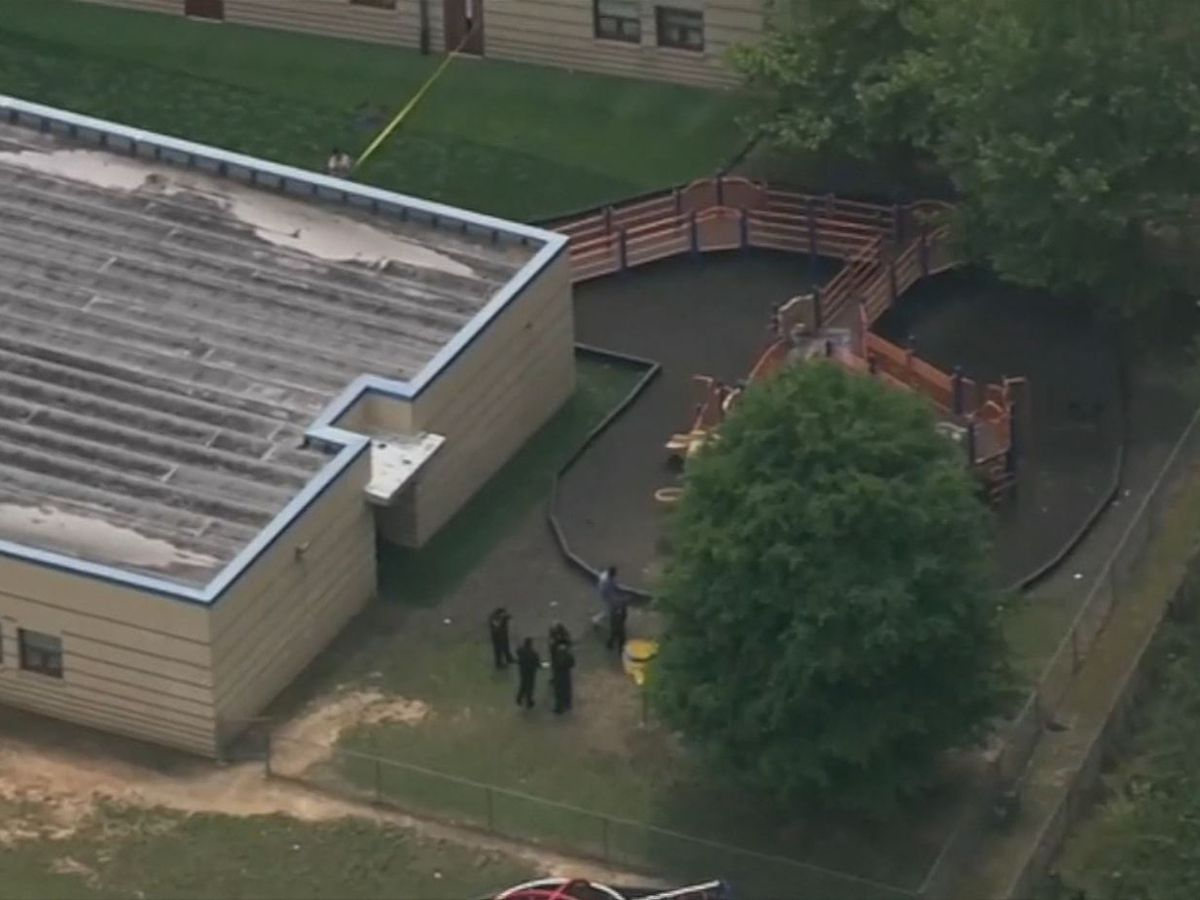 10 children shot with BB or pellet gun on elementary school playground in Georgia
