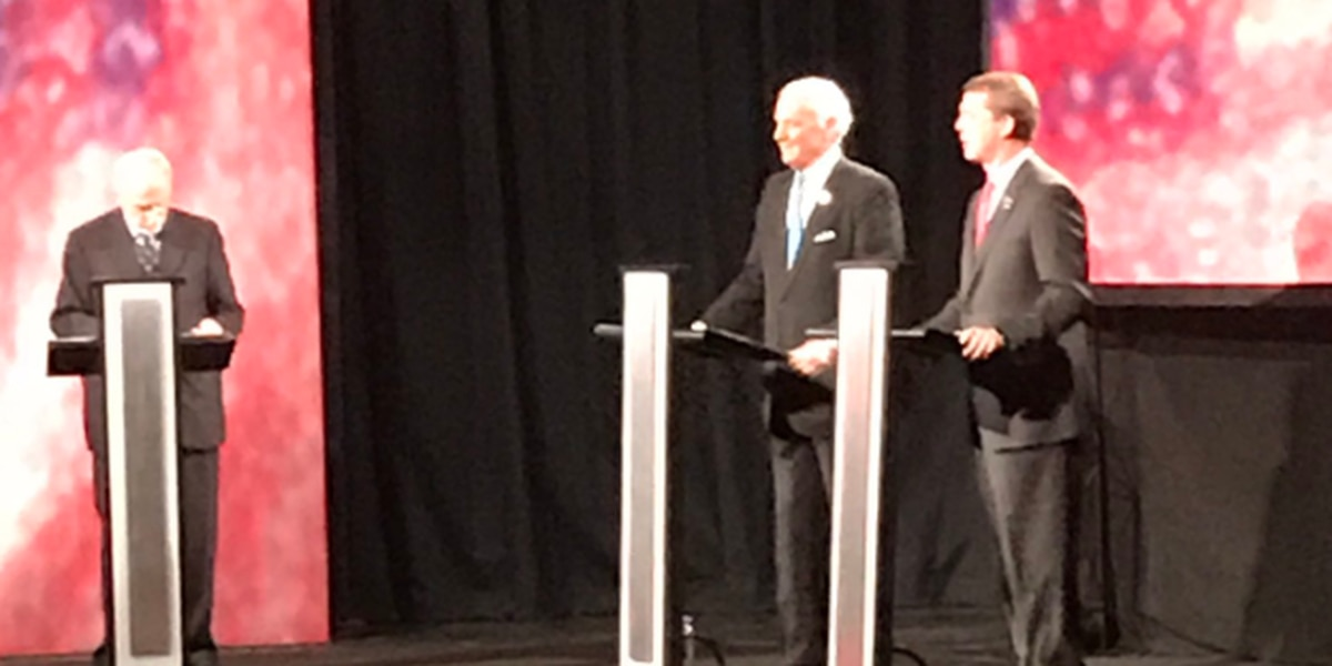 Smith, McMaster spar in final gubernatorial debate
