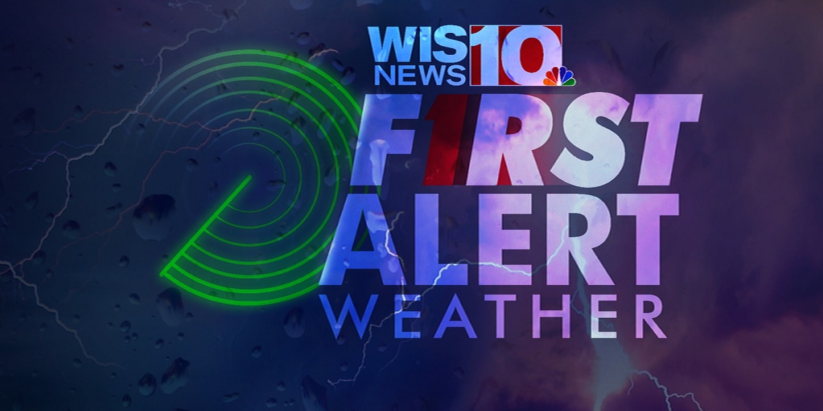 FIRST ALERT: Severe Storms Have Moved In
