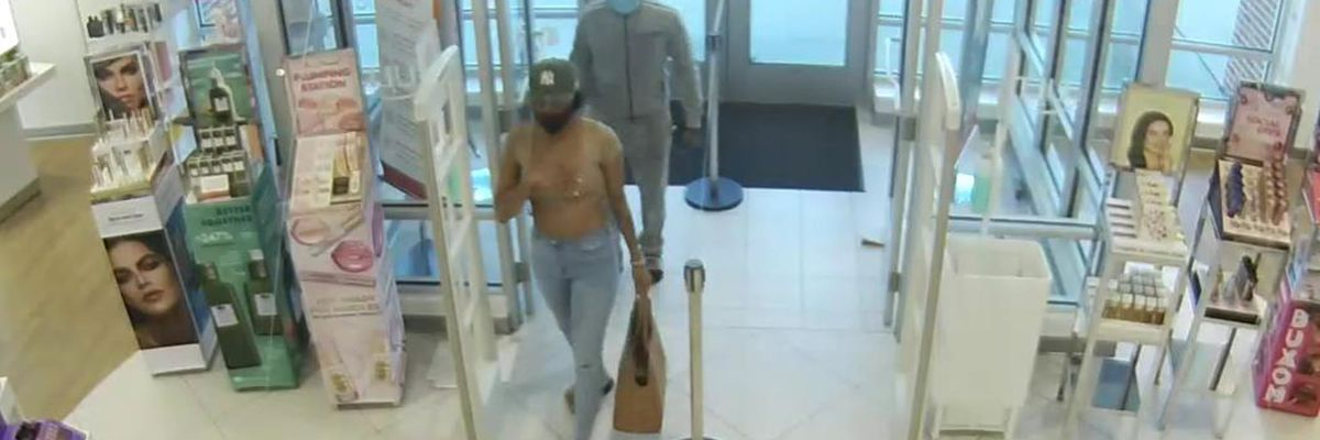 Police searching for suspects who stole $4,700 worth of items from Ulta Beauty