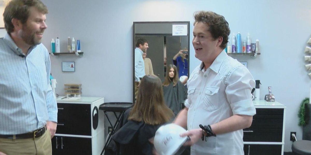 Community Builder: Salon owner annually rallies around cancer community