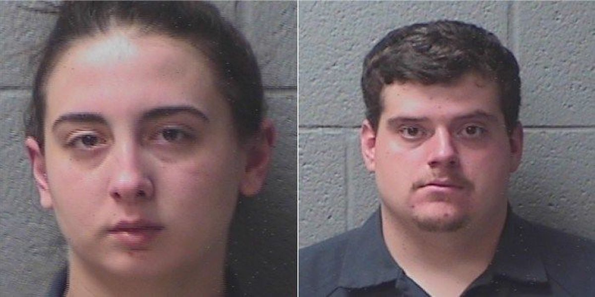 Deputies: Married Midlands couple help in armed home invasion of friend; 3rd suspect wanted