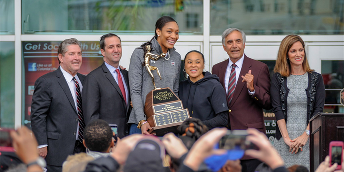 My Take: A'ja Wilson is a tribute to Gamecocks athletics