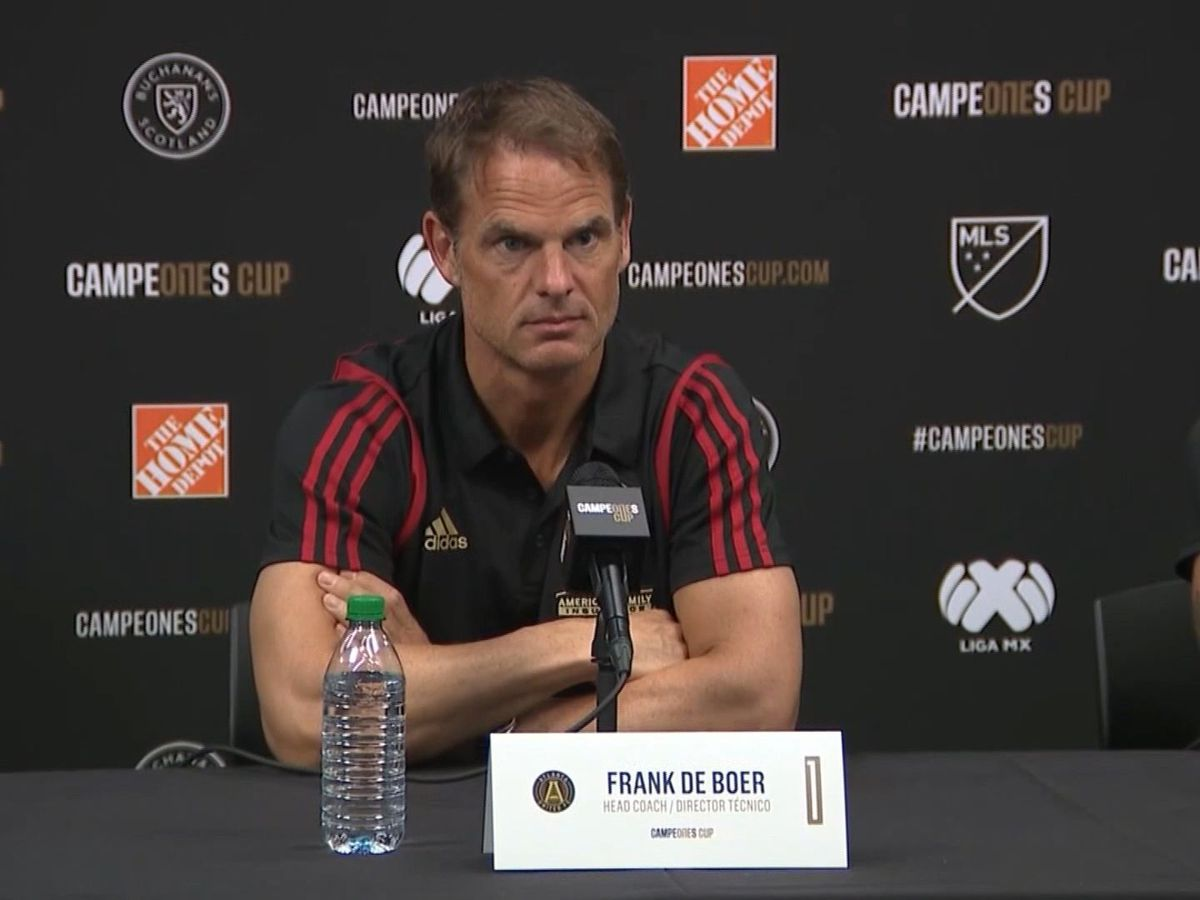 Atlanta United coach facing backlash after equal pay comments