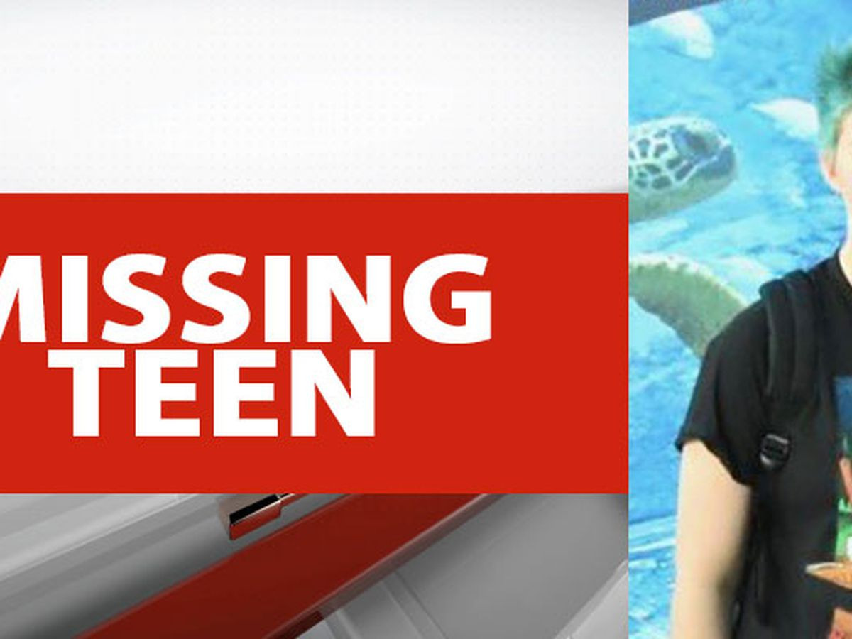 16-year-old missing from Sumter County, last seen Tuesday