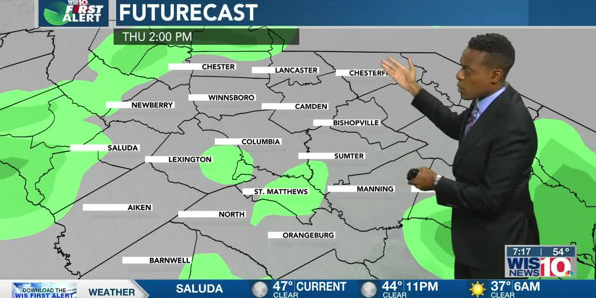 Dominic Brown's November 23rd Forecast