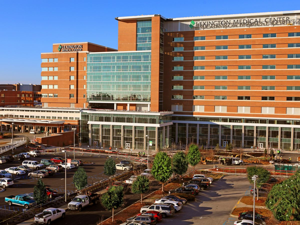 LMC's new patient care tower is coming this month