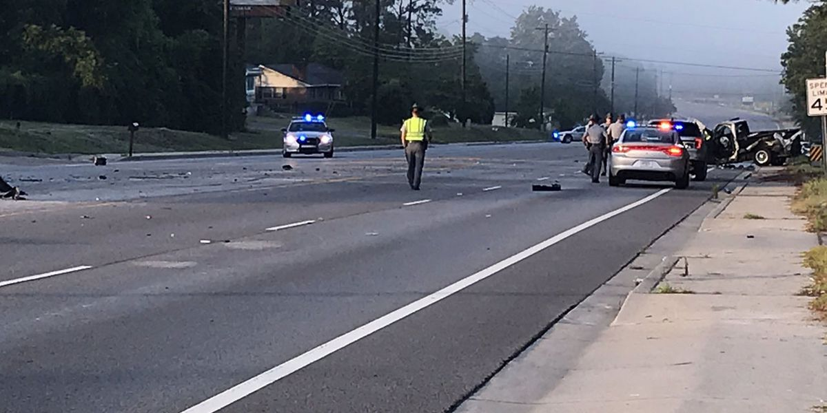 Lexington County deputy hit by drunken driver back in hospital due to complications
