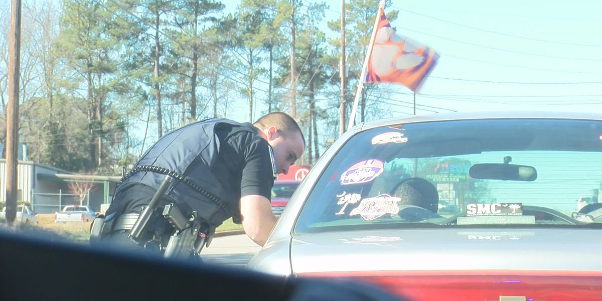 'We really need to bring those collision numbers down:' officers tackle increase in Lexington County crashes