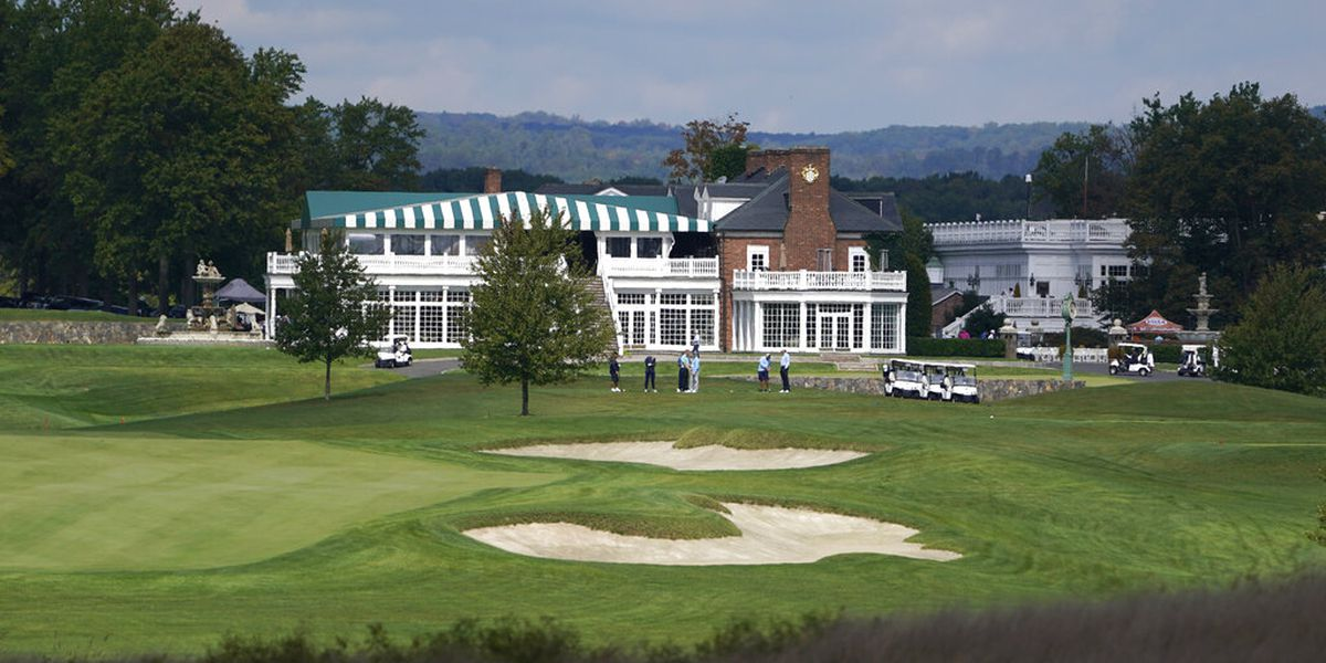 PGA Championship leaving Trump National for '22 tournament