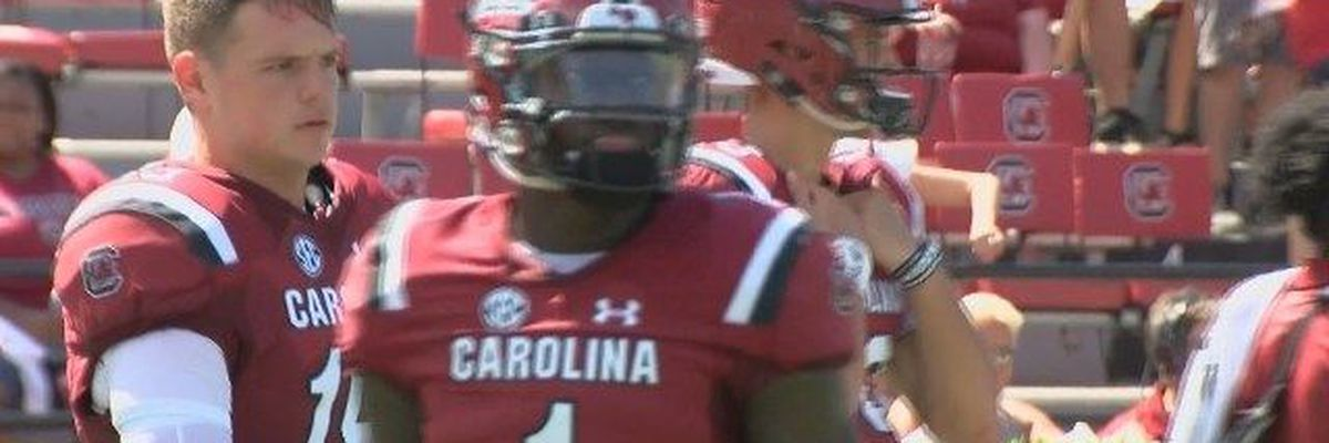 Deebo 'glad to get back out there' with Gamecocks