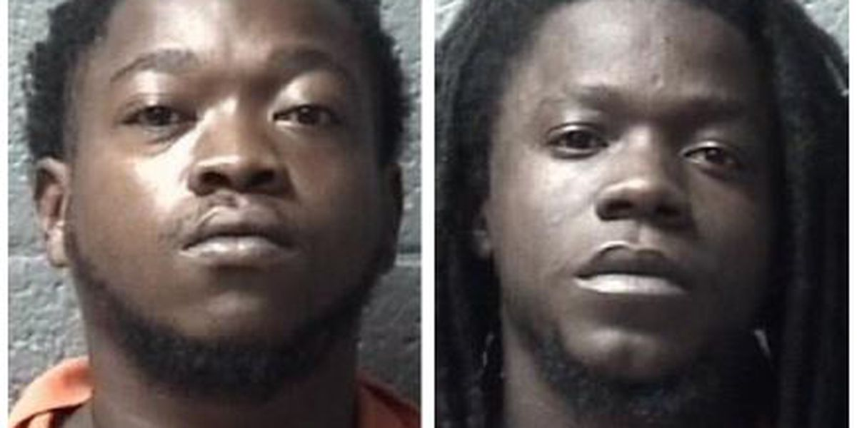 Two men charged in Orangeburg Co. in connection to armed robbery that injured one