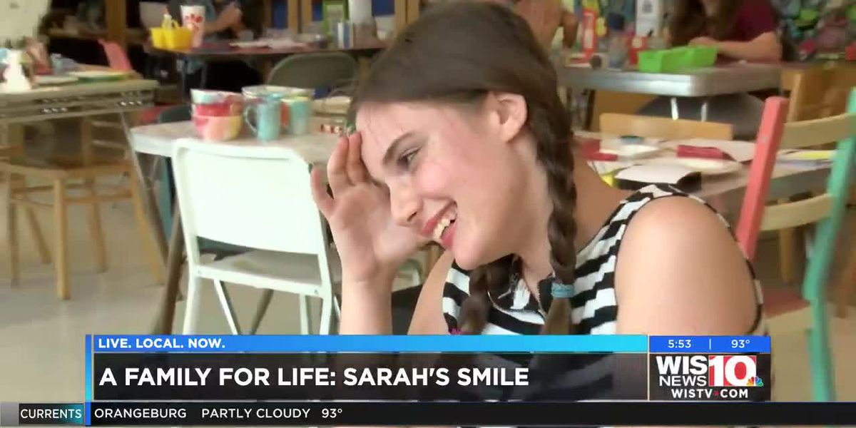 Family for Life: Sarah's Smile